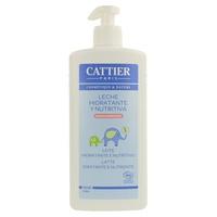 Lait hydratant et nutritif pour bébé hypoallergénique