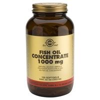 Concentré d'huile de poisson 1000 mg
