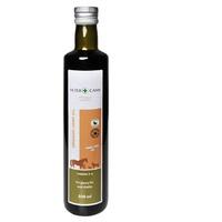 Edible hemp oil