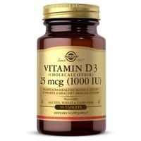 Vitamin D3 1000 iu (25 µg)