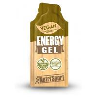 Gel énergétique végétalien (saveur d'agrumes)