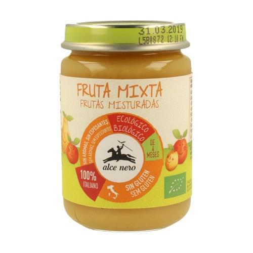 Puré Multifruta Baby Bio