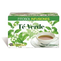 Napary z zielonej herbaty