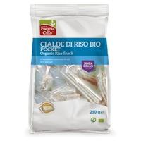 Rice Snack - Cialde Di Riso Senza Sale (Monoporz.In Sacchetto)