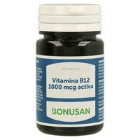 Aktives Vitamin B12 1000 mcg