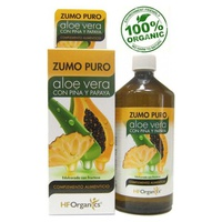 Zumo Puro Aloe Vera Piña y Papaya