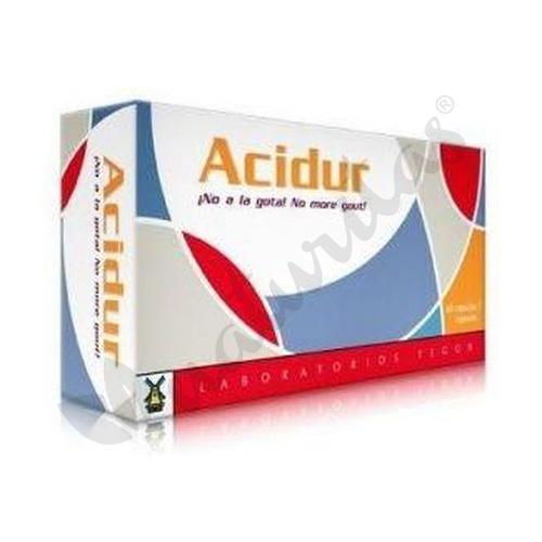 Acidur 60 cápsulas de Tegor