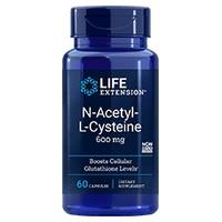 N-Acetyl-L-Cysteine, 600mg