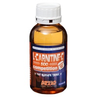 L Carnitine C 500 Competition (With Caffeine)