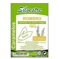 Caramelos De Romero Con Azúcar Integral Sin Gluten