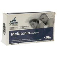 Melatonin Biotonin 120 comprimidos de 0,2 mg Sublinguales de Eurohealth