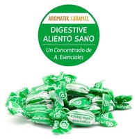 Aromatik Caramel Digestive Hálito Saudável