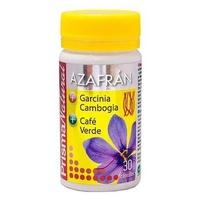 Azafran, Cafe Verde Y Garcinia 30 cápsulas de Prisma Natural