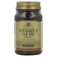 Vitamina E 50 cápsulas de 134 mg de Solgar