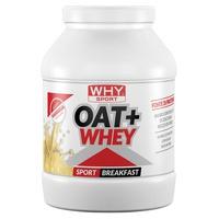 Whysport oat+whey vaniglia