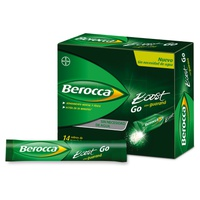 Berocca Boost Go con Guaraná