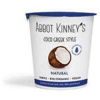 Yogur de Coco estilo Griego Bio