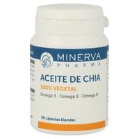 Aceite de Chia 100% Vegetal  (Omega 3-6-9)