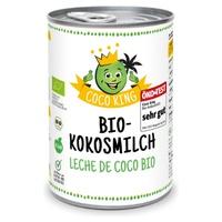 Leche de Coco Bio Coco King