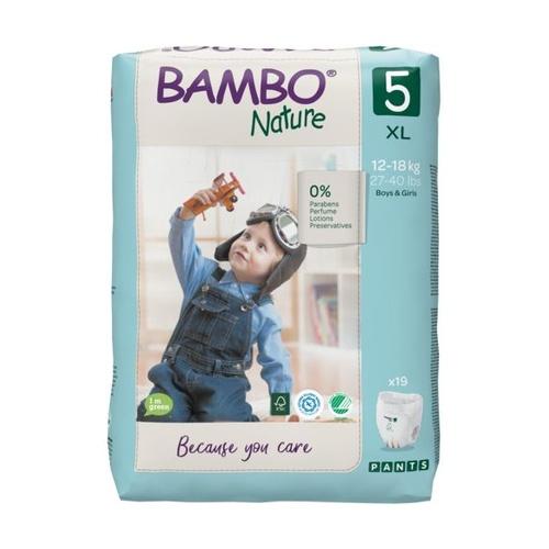 Pañales Pants T5 (12-18 kg) ECO