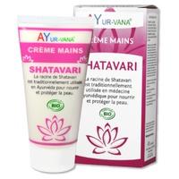 Shatavari organic hand cream