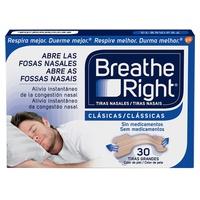 Respire bem Tiras Nasales Clásicas Grandes
