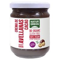 Krem z orzechów laskowych kakao o obniżonej zawartości cukru