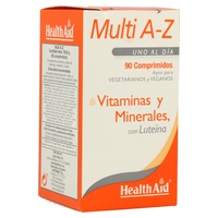Multivit & Minerals a To Z