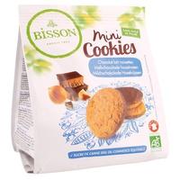 Mini Cookies de chocolate con avena