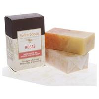 Jabón de Rosas Bio