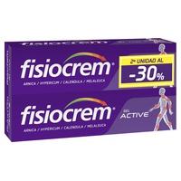 Double pack Fisiocrem Gel Active 2nd unit -30%