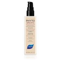 Creme hidratante de modelagem - cabelos cacheados, ondulados, crespos e alisados