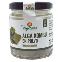 Alghe Kombu Biologiche in Polvere