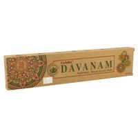 Goloka Organic Davanam Incense