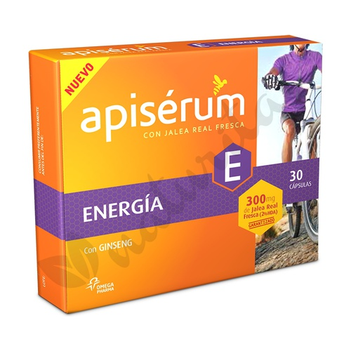 Apiserum Energia Ginseng