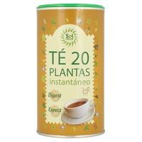 Té 20 Plantas Instantánea 190 gr de Solnatural