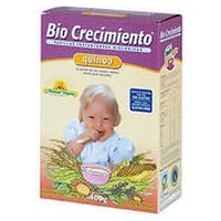 Biocrecimiento Papilla de Quinoa Bio (4 meses)