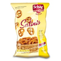 Salinis biscuits without gluten Salty