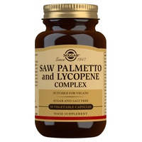 Saw Palmetto, Pygeum and Lycopene Complex