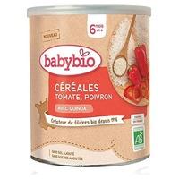 Cereals with Quinoa & Vegetables - Tomato Pepper