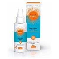 Vogliadisole Respect - Lait Solaire Hydratant Velouté Spray Très Haute Protection SPF 50+