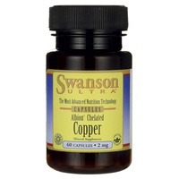Albion Chelated Copper, 2 mg