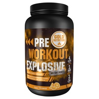 Pre Workout Explosive