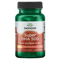Super DHA 500 de Calamars de qualité alimentaire