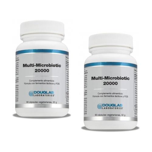Pack 2x Multi-Microbiotic 20000