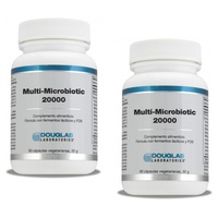 Pack 2x Multi-Microbiotic 20000