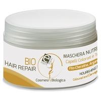 Reparación del cabello bio - mascarilla nutritiva intensiva para cabello teñido y tratado