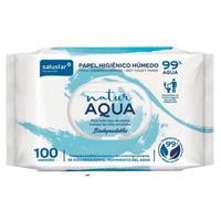 Toallita WC Natur Aqua