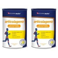 Duo de packs de saveurs de citron Articolageno