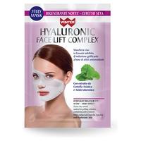 Hialuronowy lifting kompleksowy maschera viso rigenerante notte